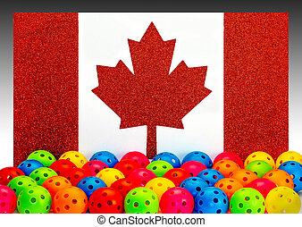 Canada Pickleballs