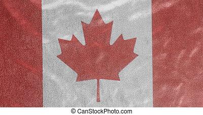 canada vlag, achtergrond