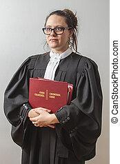 canadense, advogado