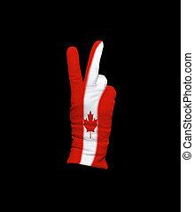 canadense, vitória
