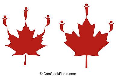 canadese, spirt, di, partecipazione