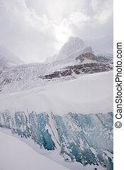 Canadian Athabasca Glacier