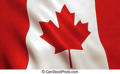 Canadian Flag - Canada Maple Leaf