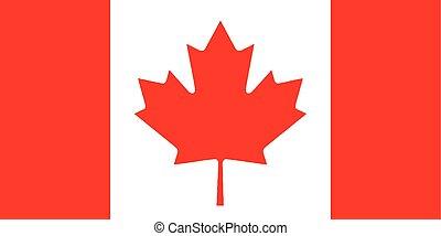 Canadian Flag - The canadian flag