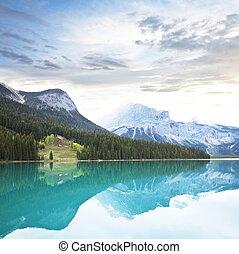 Canadian lake - lake in Canada