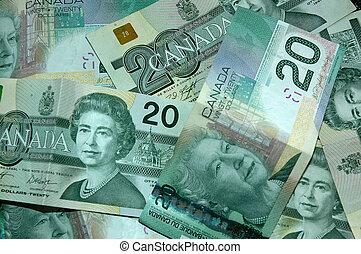 Money - Canadian Money