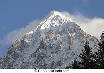 Canadian Rocky Mountains ; Near Banff Alberta, Canada, Yoho Valley, Banff National Park