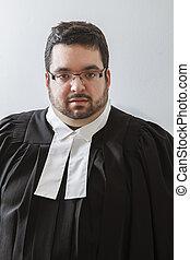 canadien, avocat