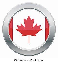 canadien, icône
