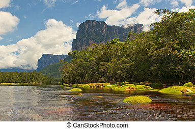 canaima, εθνικός , βενεζουέλα , πάρκο