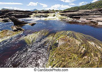 canaima, καταρράχτης , βενεζουέλα , λιμνοθάλασσα