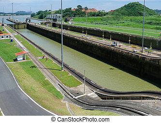 canal, panama