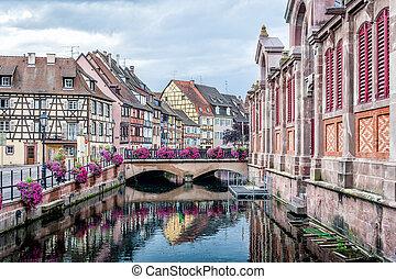 canal, strasbourg, gentil