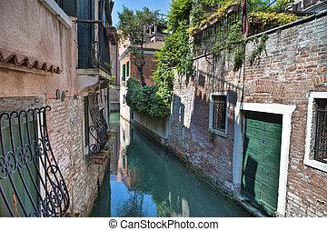 Canal, Venice Italy