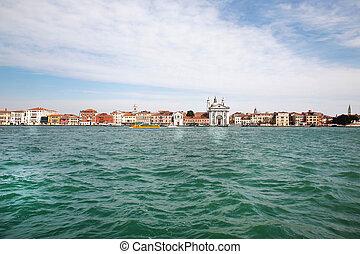 Canale della Giudecca Venezia