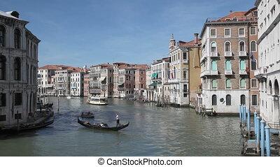 Canale Grande Scenery Venice