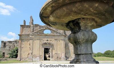 Monterano Vecchia, Italy - Canale Monterano, San Bonaventura...