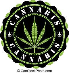 canapa, logotipo