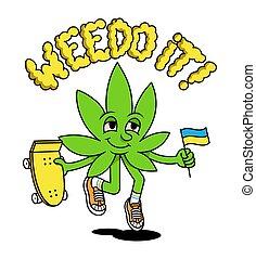 canapa, medico, legalize, circa, frase
