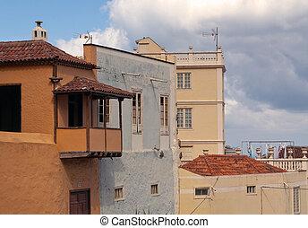 Canary balcony