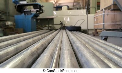 canaux transmission, pile, indoor., métallique