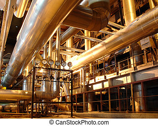canaux transmission, vapeur