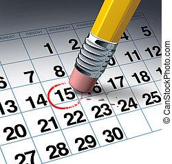 Cancel An Appointment - Cancel an appointment and change of...