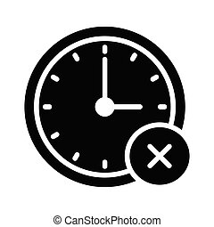 cancel clock
