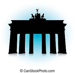 cancello, brandenburg