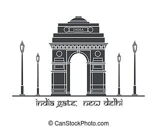 cancello, india