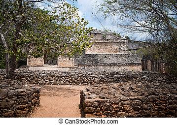 cancello, maya, ek, balam