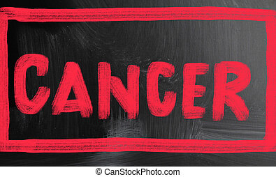 cancer, concept