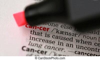 cancer, définition