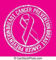 cancer, poitrine, prévention