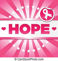 cancer sein, awarness, affiche