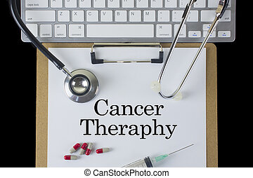 cancer, theraphy