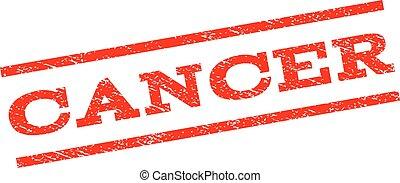 Cancer Watermark Stamp