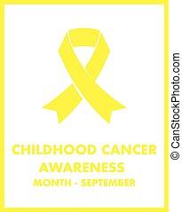 cancro, infanzia, consapevolezza