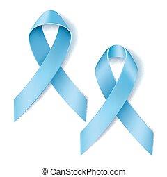 cancro prostata, nastro, consapevolezza