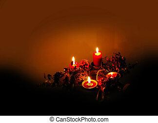 candele, 2