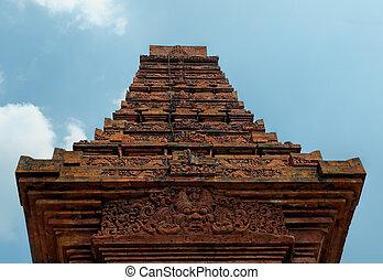 Candi Tikus temple