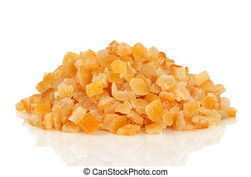 Candied Mixed Peel - Candied mixed peel used in cake making ...