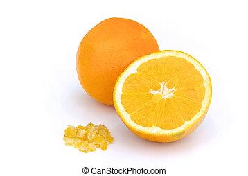 candied orange peel 02