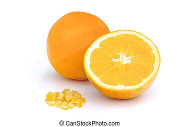 candied orange peel 03