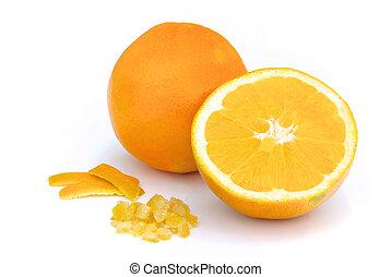 candied orange peel 04