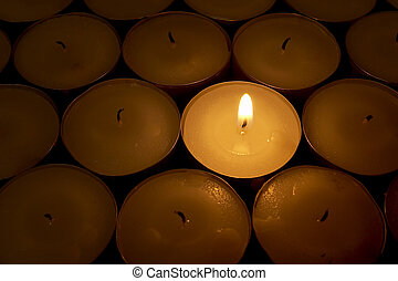candle lighting 2