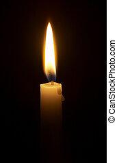 candle lighting 4