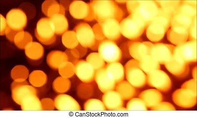 candle - Bokeh of candle