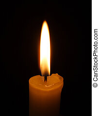 Candlelight - A light in the dark