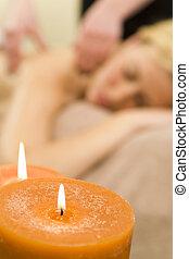 Candlelit Massage